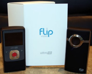 Flip Camera for Conference and Show