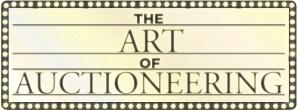 art of auctioneering