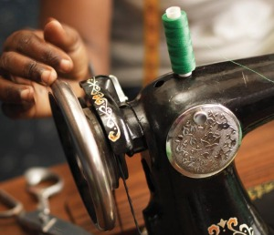 donate sewing machine