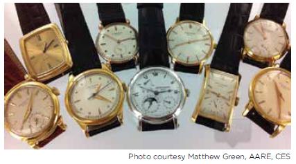auction clock
